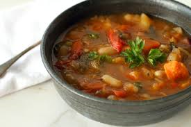 Veggie Loaded Soup