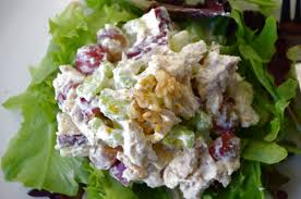 Creamy Chicken Salad with Greek Yogurt